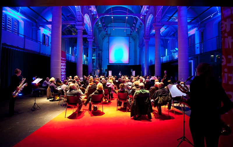 Concertzaal in Amsterdam